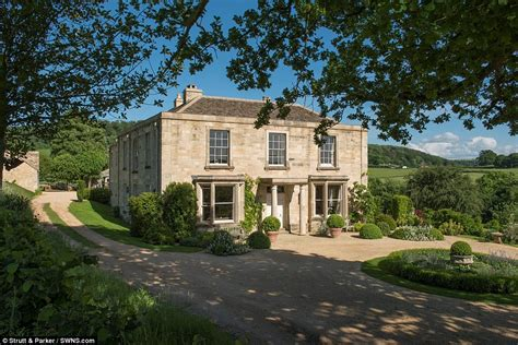 contemporary english country home in gloucestershire the old manor was moved 30 miles to the cotswolds but is