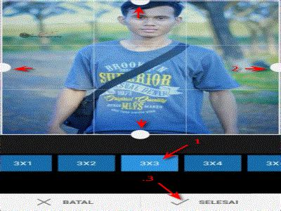 cara membuat foto instagram jadi 9 cara membuat foto puzzle instagram memotong foto menjadi