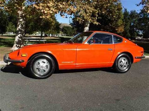 datsun z cars for sale classic datsun 240z for sale on classiccars
