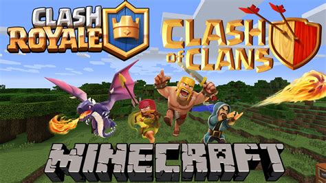 mod game clash of royale minecraft mods clash of clans clash royale clash of