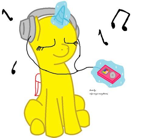 music base mlp listen music base by honeyheartbases on deviantart
