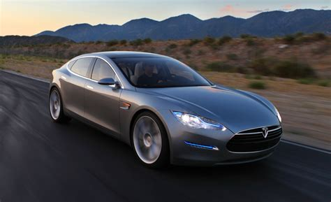 Tesla Moving To Tesla Model S Update Due In Mid 2012 Still 49 900 After