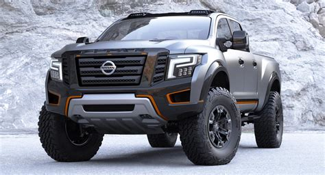 nissan titan 2016 nissan titan warrior concept news and information