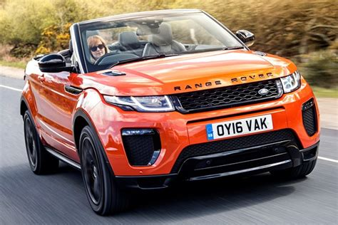 range rover price uk land rover range rover evoque convertible from 2016 used