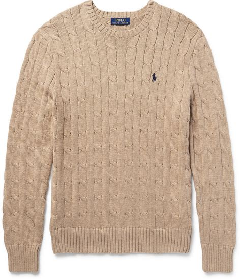 Polo Sweater polo cotton sweater sweater