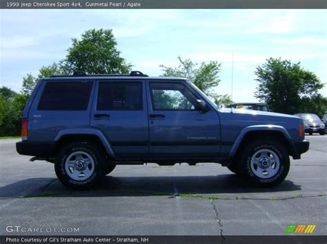 1999 jeep sport 4x4 in gunmetal pearl photo no 12763487 gtcarlot