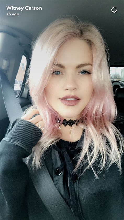 whitney carson hair 627 best images about witney carson on pinterest chris