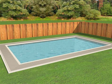 how to build a swimming pool 12 steps with pictures