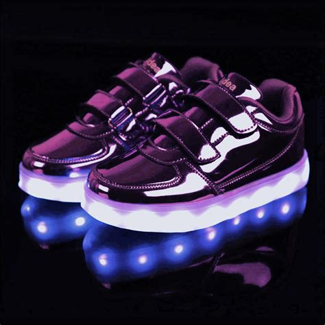 Led Shoes aliexpress buy bbx brand usb led shoes fashion led sneakers children s breathable