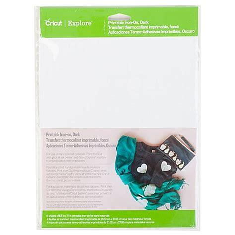 printable iron on sheets cricut 174 printable iron on sheets set of 4 buybuy baby