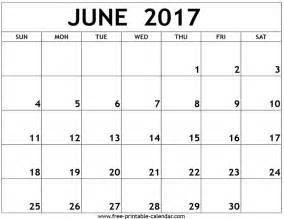 Calendar Templates In Word by June 2017 Calendar In Word Yearly Calendar Templates