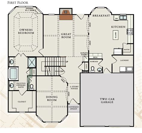 mungo homes floor plans