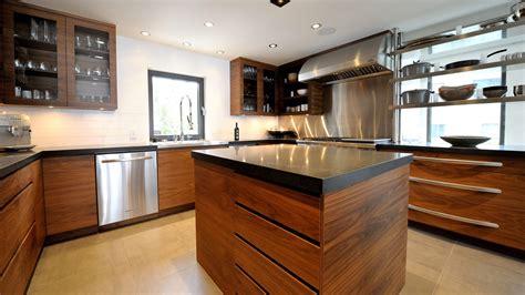 armoire de cuisine moderne la gastown armoires de cuisine moderne ateliers jacob