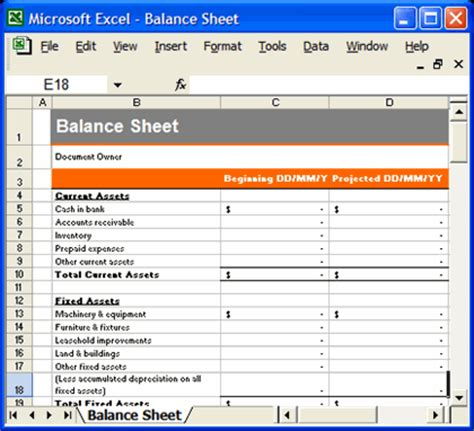 business excel template free business plan template writing tips