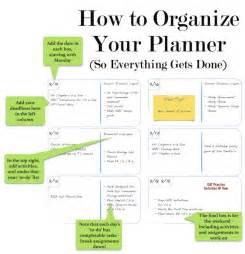gtd weekly planner calendar template 2016