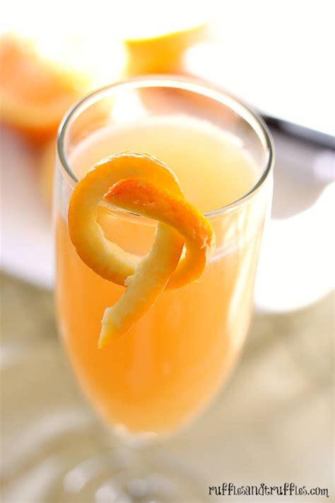drink garnish easy orange rind drink garnish