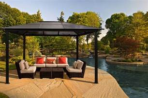 Gazebos For Patios Gazebo The Garden And Patio Home Guide
