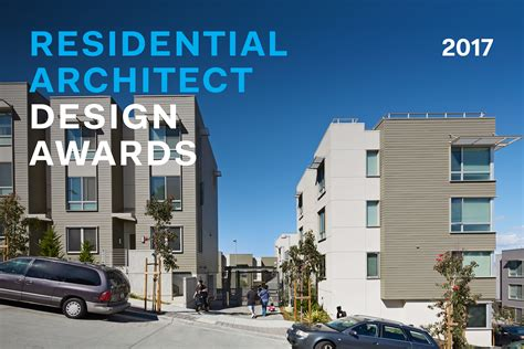 residential architecture design the winners of the 2017 residential architect design