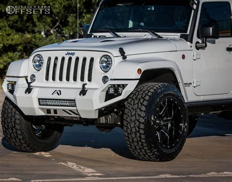 jeep suspension wheel offset 2016 jeep wrangler aggressive 3 5