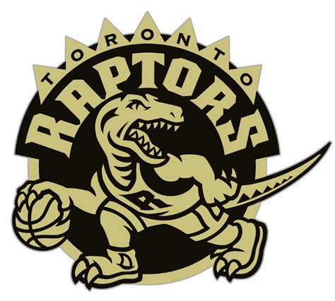 Logo Gold Black raptors rebranding which colour scheme fits best toronto