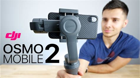 dji osmo mobile  favorite iphone  accessory review youtube