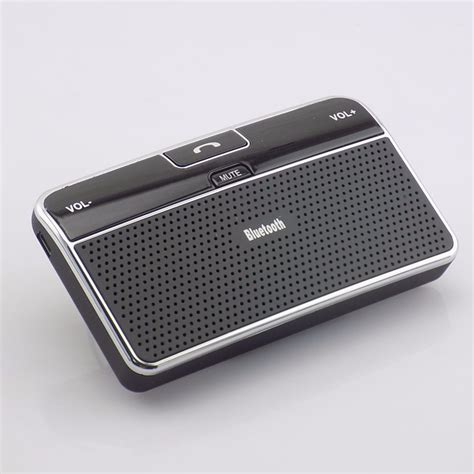 Edup Bluetooth V4 0 Vehicle Speakerphone With Talking Funtion B3506 wireless bluetooth speakerphone v4 0 car kit adapter aux free receiver connect