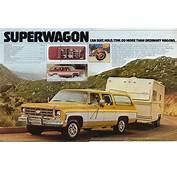 1978 Chevrolet Suburban Brochure