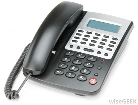 land line phones what is a landline with pictures