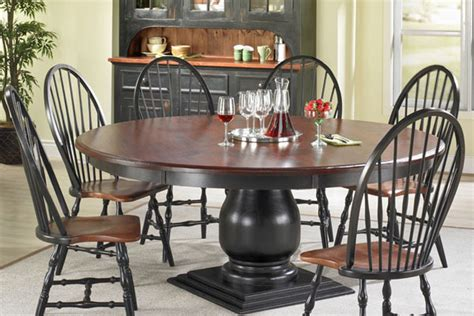 french country  pedestal dining table french