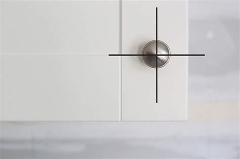 alignment template for hardware where to place knobs on kitchen cabinets interior design