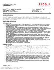 Associate Analyst Cover Letter by Warehouse Coordinator Resume Sle Free Resume Exle And Writing
