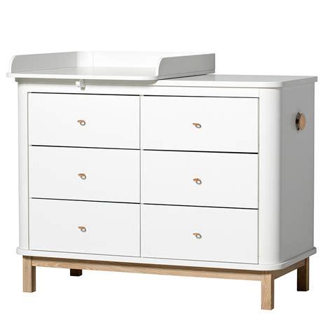 Fertige Schubladen Kaufen by Oliver Furniture Wood Wickelkommode 6 Schubladen Mit