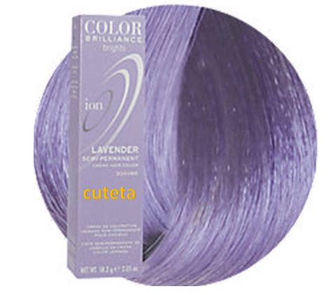 ion colors ion color brilliance brights semi permanent creme hair