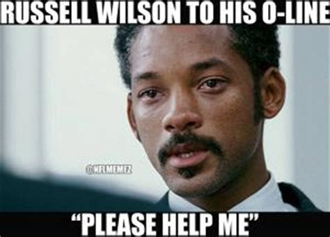The Help Meme - internet reacts to panthers seahawks game jabs russell