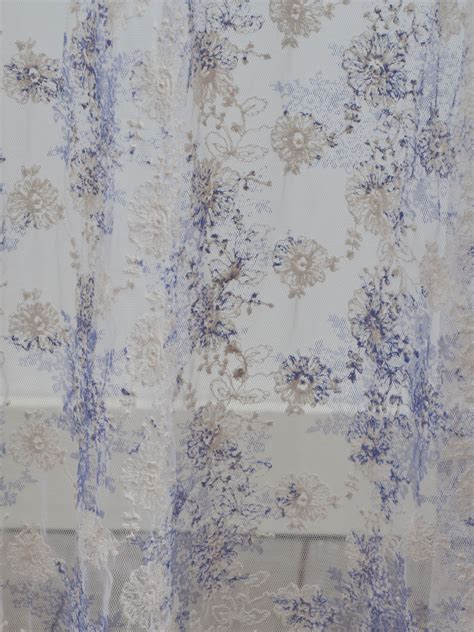 periwinkle curtains anglaise net curtain periwinkle your home curtains