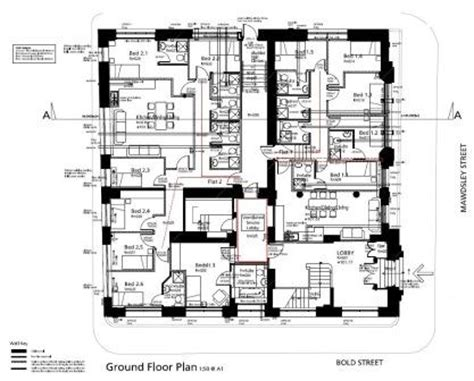 student accommodation floor plans updated bolton student accommodation plans available