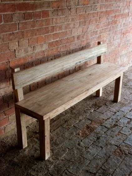 17 best ideas about dining bench with back on