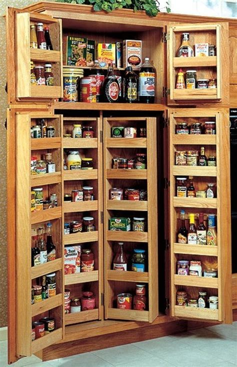 Kitchen Pantry Storage by Choosing A Kitchen Pantry Cabinet Design Bookmark 4110