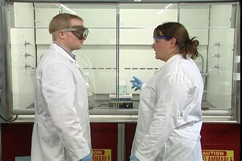 ionic lab tutorial chemical or lab hood safety training video