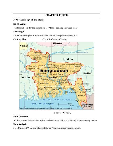 mobile banking system mobile banking system in bangladesh a closer study