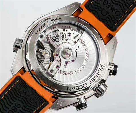 Jamtangan Omega Seamaster Planet Master Chronometer Swiss Clone omega seamaster planet 600m co axial master copy