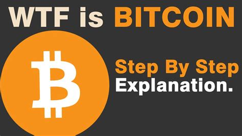 understanding bitcoin the step by step guide to ownership understanding cryptocurrencies volume 1 books what is bitcoin step by step explanation is