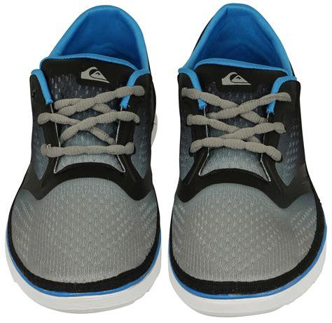 Quiksilver Qs Chronotime Agt Black White quiksilver ag47 hibian shoe black white blue ebay