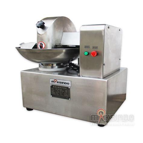 Mesin Maksindo jual mesin adonan bakso cut bowl silent cutter