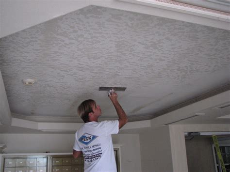 How To Paint Drywall Ceiling by What Is Skip Trowel Texture Skip Trowel Is A Texture