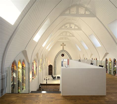 church turned into house 19 churches converted into modern family homes designbump