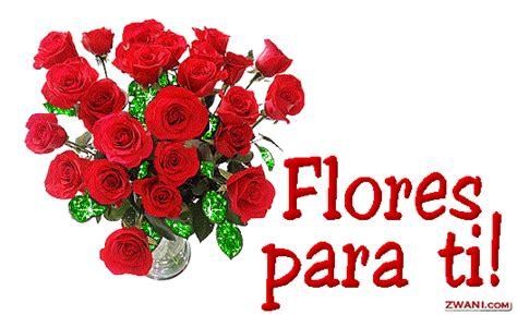 imagenes de flores para un amigo gifs y fondos pazenlatormenta 59 gifs flores