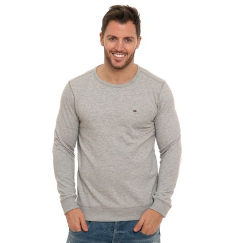 Baju Koko Colour Grey hilfiger denim vaco sweater 1957888832 reem