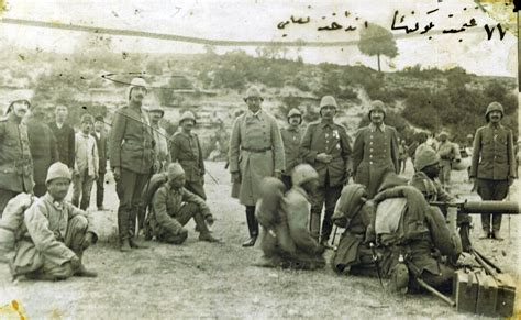File Ottoman Soldiers Testing Captured Weapons Jpg