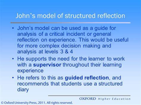 reflective practice the frameworks ppt video online download